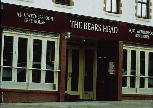 Bears Head