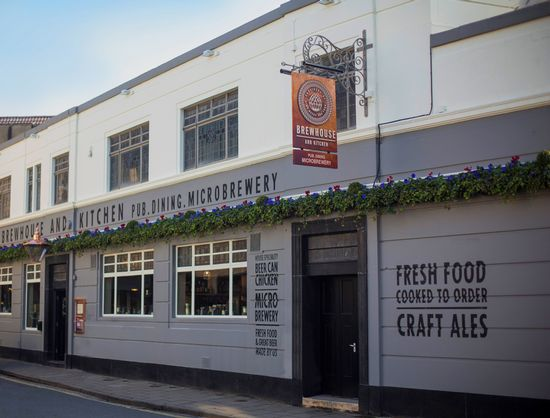 Brewhouse & Kitchen - Bristol