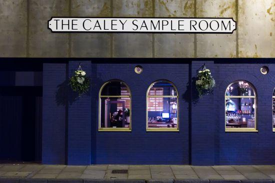 Caley Sample Room