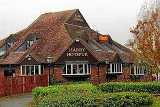 Harry Hotspur