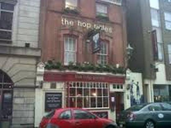 Hop Poles