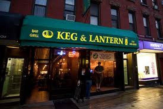 Keg & Lantern