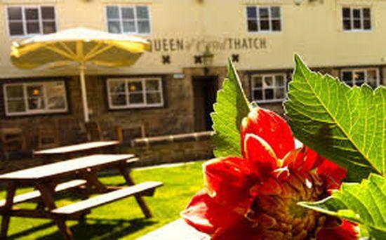 Queen o' t' owd Thatch