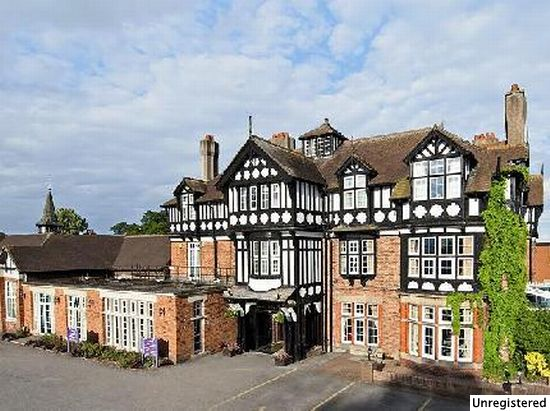 Alvaston Hall Hotel