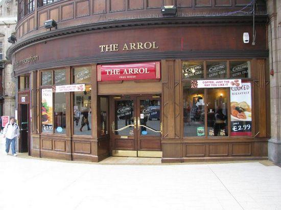 Arrol Bar