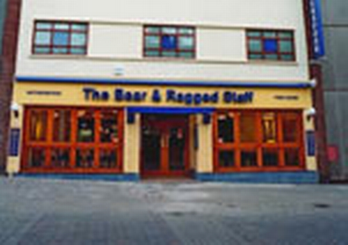 Bear & Ragged Staff