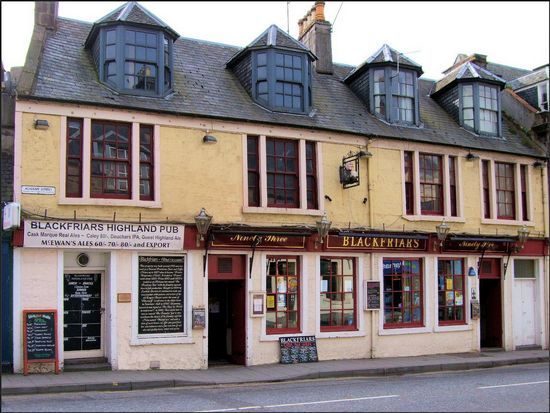 Blackfriars Highland Pub