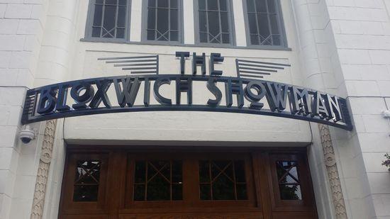 Bloxwich Showman