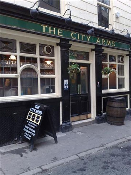 City Arms