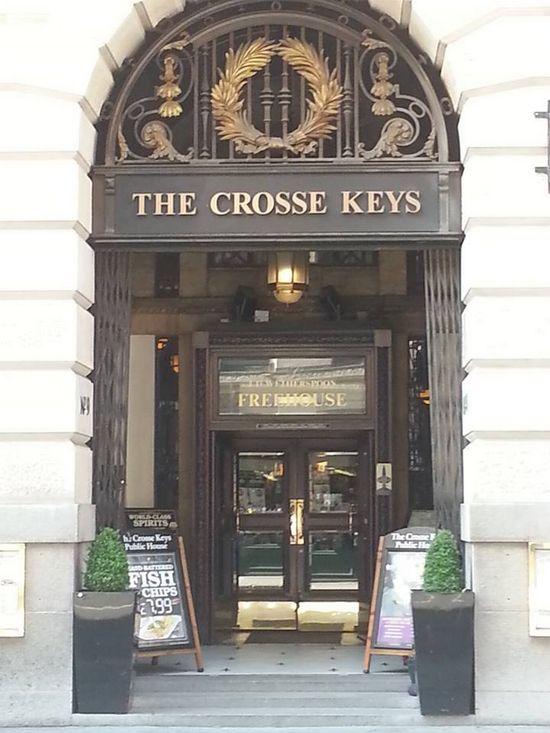Crosse Keys