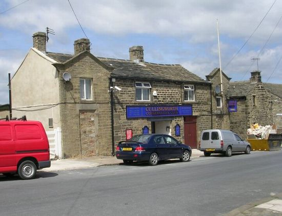 Cullingworth Conservative Club