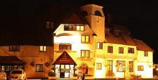 Devil's Punchbowl Hotel