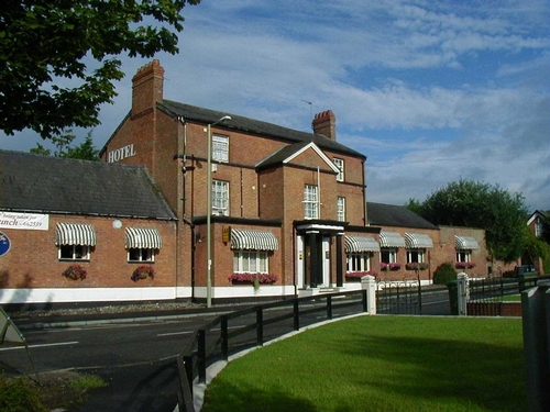 Dodington Lodge Hotel