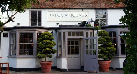 Fox & Hounds Restaurant and Bar