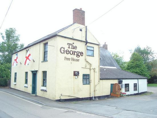 George Inn at Tiffield
