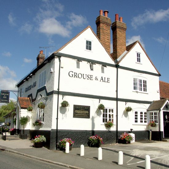Grouse & Ale