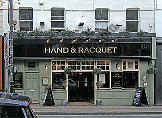 Hand & Racquet