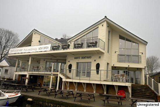 Harts Boatyard