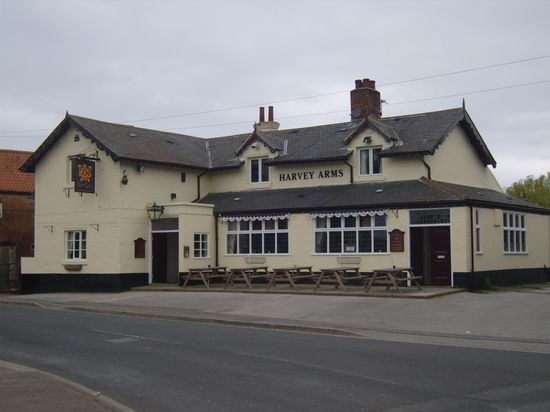 Harvey Arms