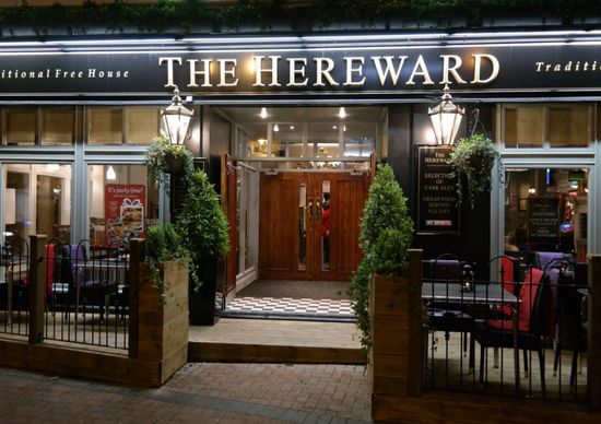 Hereward Ely