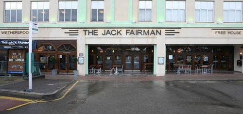 Jack Fairman