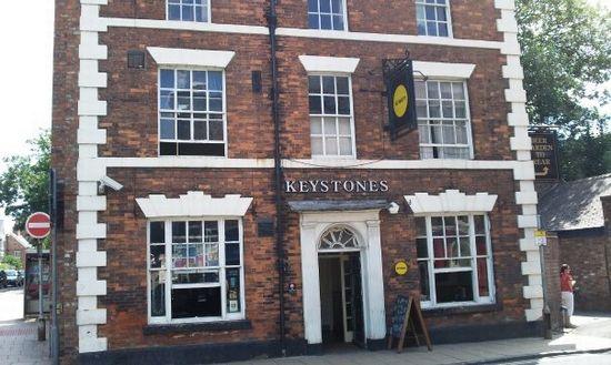 Keystones