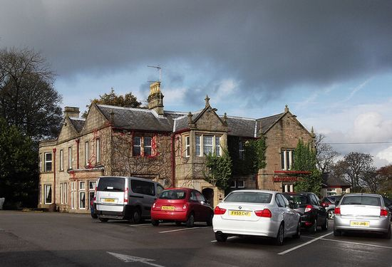 Langroyd Hall Hotel