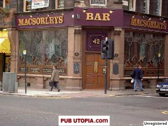 MacSorley's Music Bar