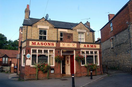 Masons Arms
