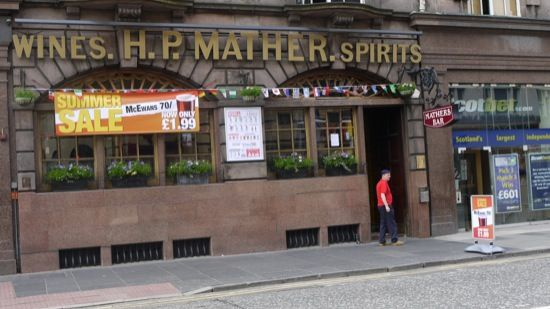 Mathers Bar No 1