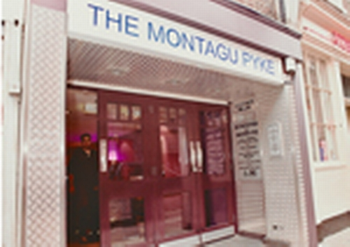 Montagu Pyke