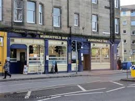 Murrayfield Bar