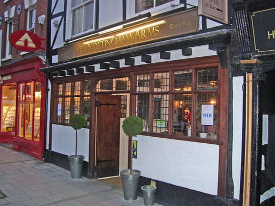 Nottingham Arms