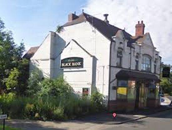 Old Black Bank