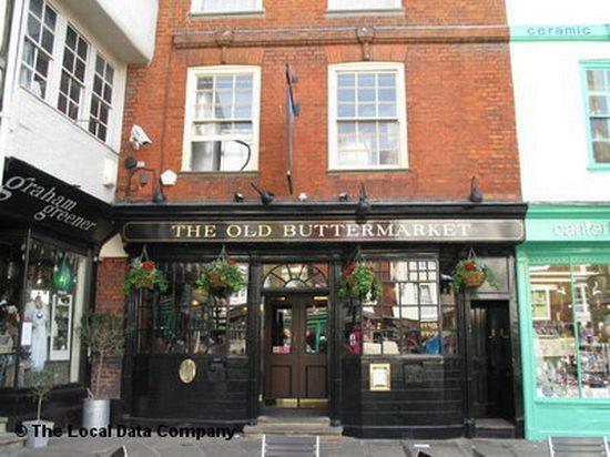 Old Buttermarket