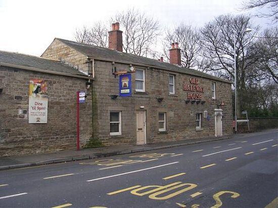 Old Halfway House