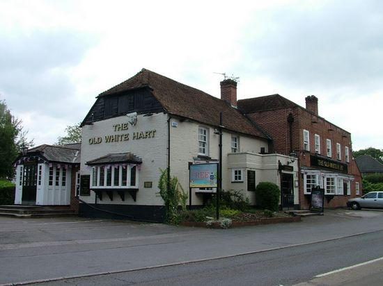 Old White Hart
