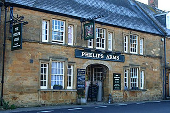 Phelips Arms