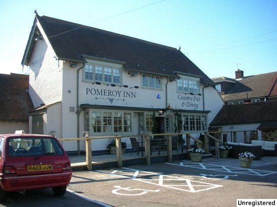 Pomeroy Inn