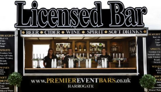 Premier Event Bars - Trailer Bar No. 2