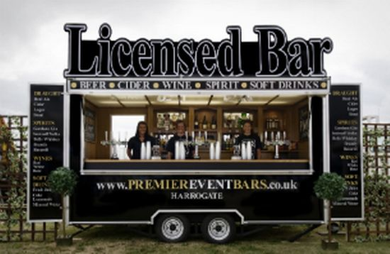 Premier Event Bars - Trailer Bar No. 1