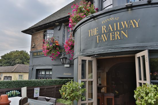 Flynns At the Railway Tavern