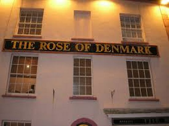 Rose of Denmark