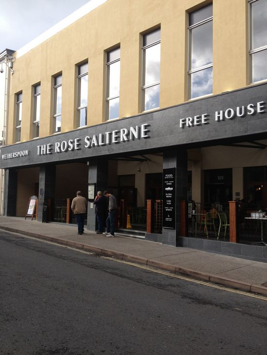 Rose Salterne