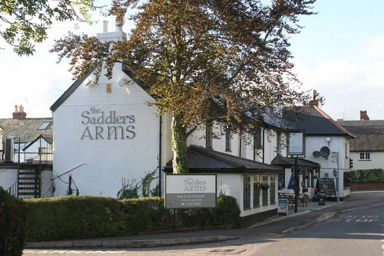 Saddlers Arms