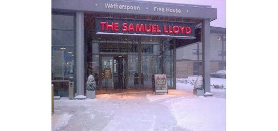 Samuel Lloyd