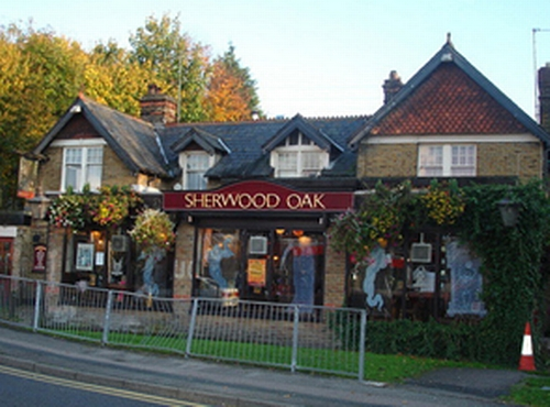Sherwood Oak