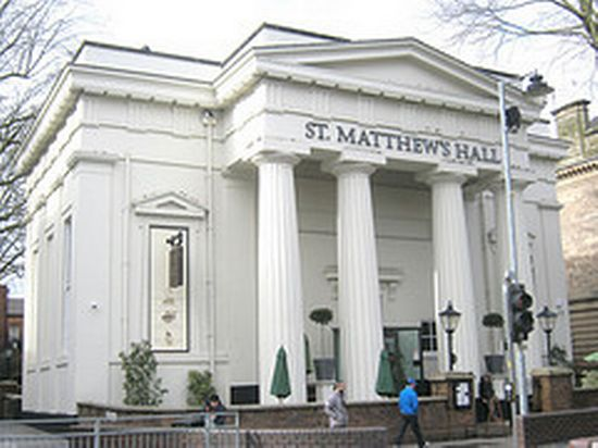 St Matthew's Hall