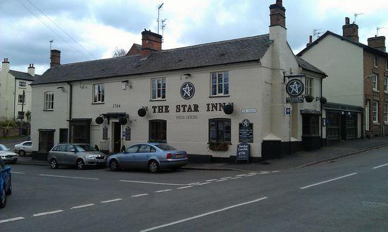 Star Inn 1744