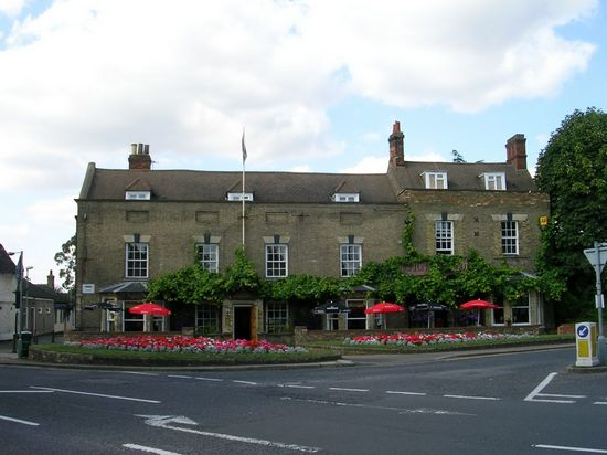 Stratton House Hotel